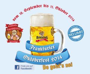 Oktoberfest Frankfurt