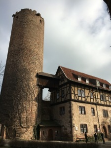 Tower of Schloß Hinterburg